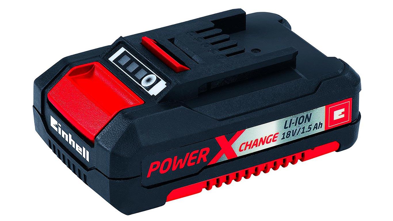 Einhell Batterie du système Power X-Change Li-Ion, 18 V, 1.5 Ah