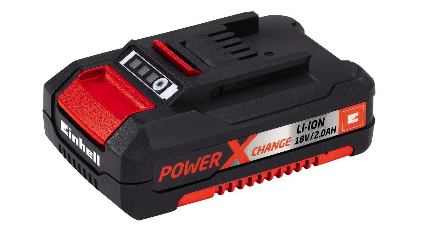 Einhell Batterie du système Power X-Change Li-Ion, 18 V, 2,0 Ah