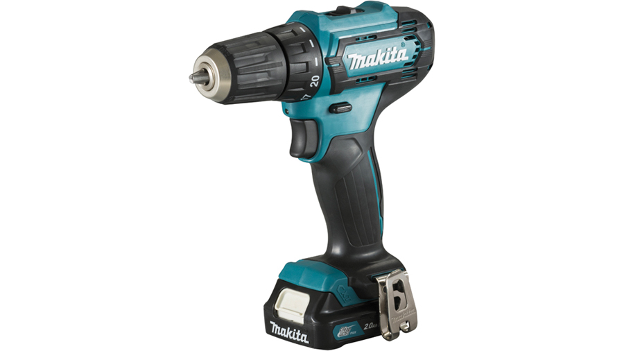 Test complet : Perceuse-visseuse sans fil Makita 12 V DF333DWAE