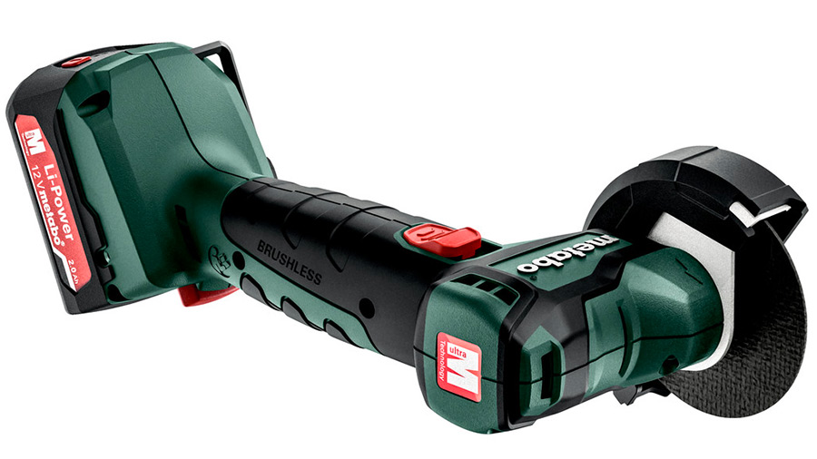 Test complet : Meuleuse compacte 76 mm Metabo POWERMAXX CC 12 BL