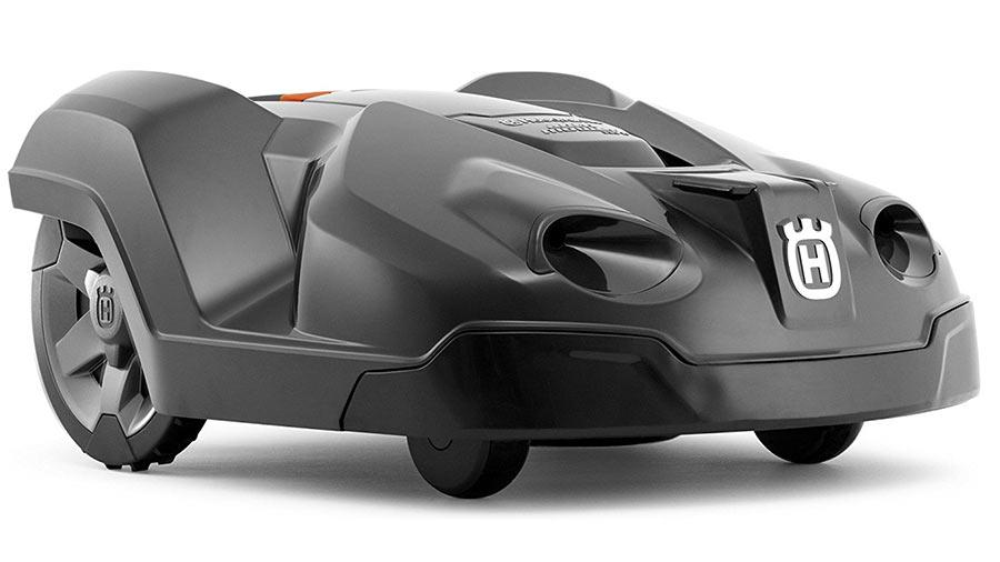 test avis et prix tondeuse robot husqvarna automower. Black Bedroom Furniture Sets. Home Design Ideas