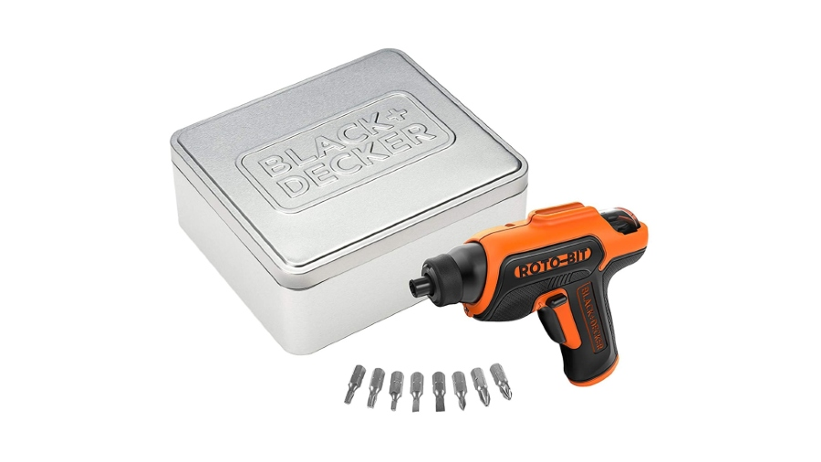 Tournevis sans fil BLACK+DECKER CS36BST-QW