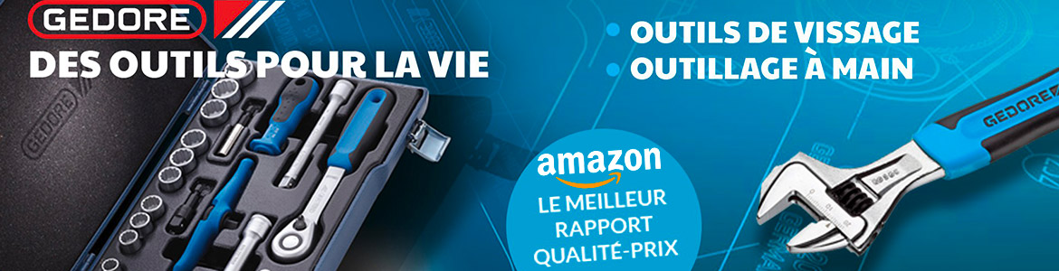 Outillage Gedore en promotion