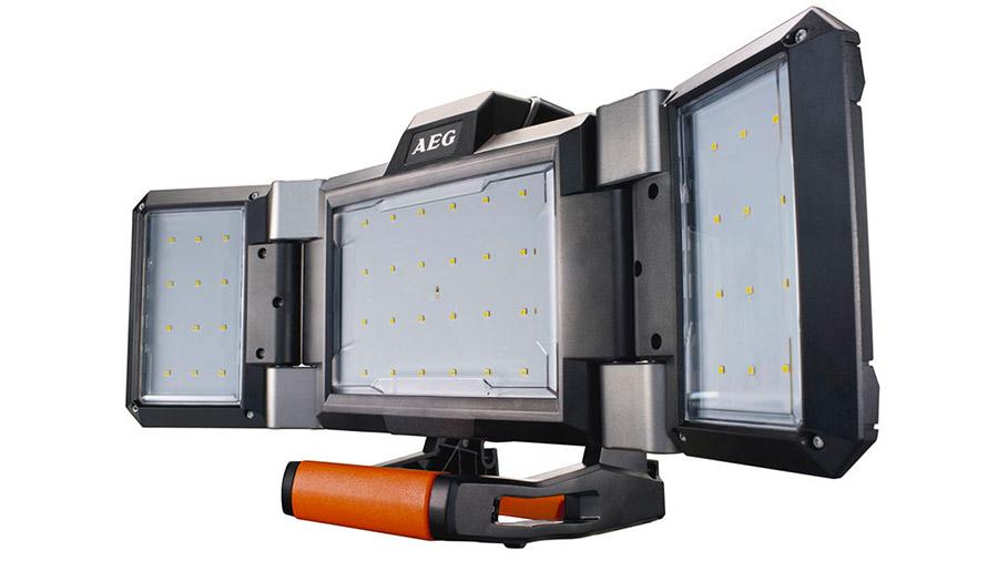 Lampe triple panneaux LED AEGBPL18