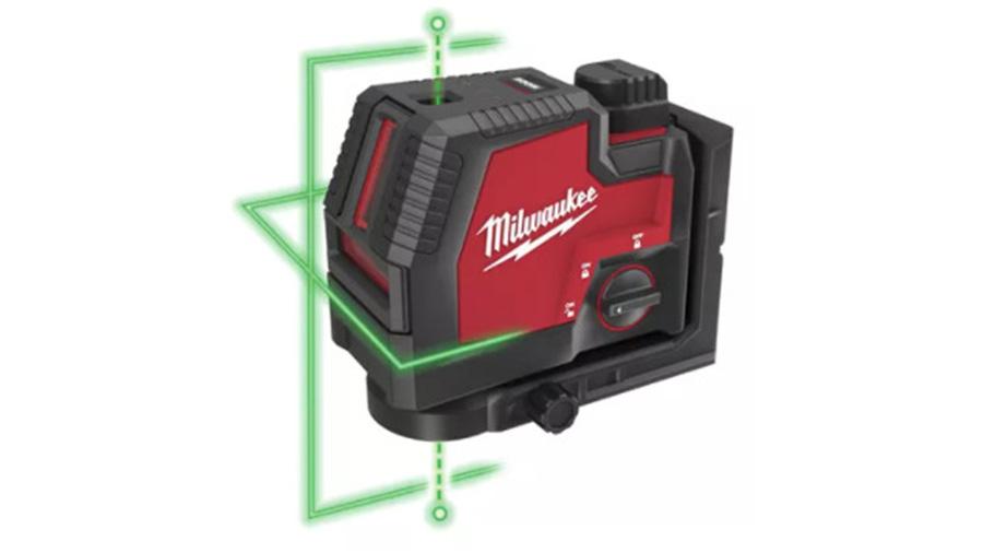 Laser Milwaukee L4 CLLP-301C
