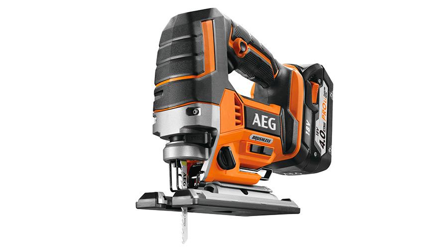 Scie sauteuse brushless AEG BST 18BLX-0 AEG