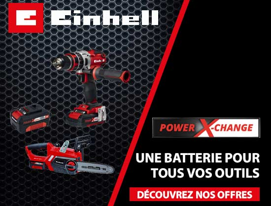 Outillage Einhell Power X CHANGE