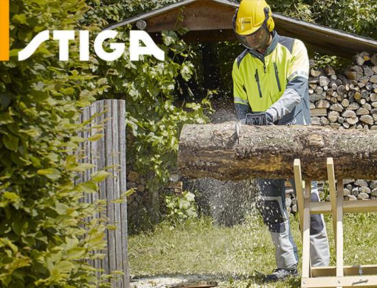 Outillage STIGA en promotion