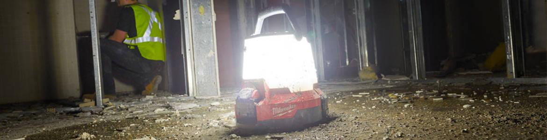 Meilleure éclairage de chantier 2018
