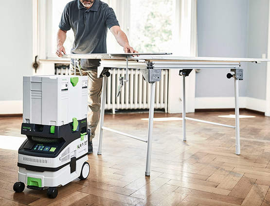 Aspirateur CT MINI et CT MIDI Festool