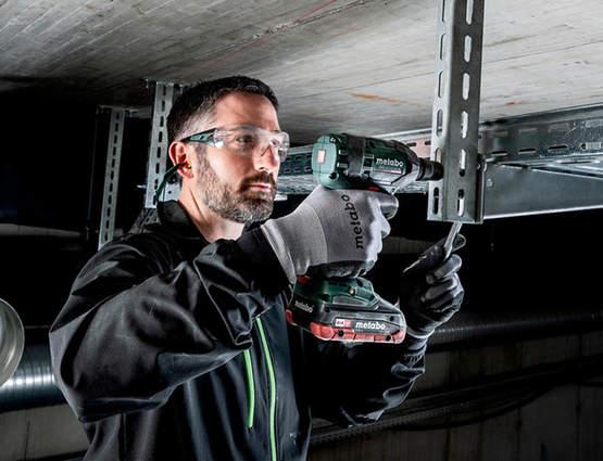 Test et avis de la visseuse à chocs sur batterie SSW 18 LTX 300 BL Metabo