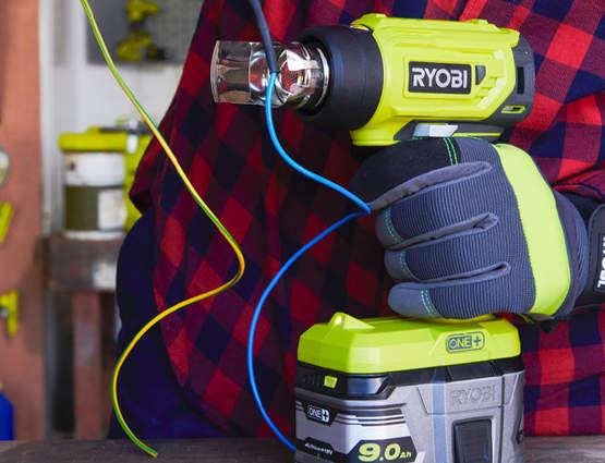 décapeur thermique R18HG-0 Ryobi