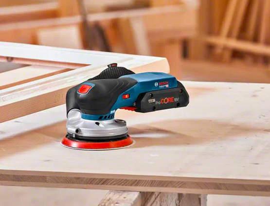 Ponceuse excentrique sans fil Bosch GEX 18V-125 0 601 372 200 Professional