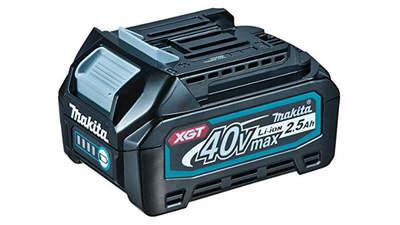 Batterie 40 V Max 2,5 Ah Makita XGT BL4025