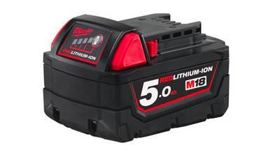 Batterie Milwaukee 18 V 5.0 Ah M18 B5