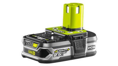 avis et prix Batterie Ryobi ONE+ RB18L25 2,5 Ah