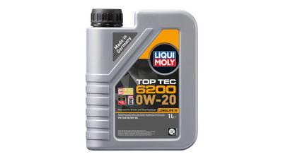 Liqui Moly 20780 Huile Moteur Top Tec 6200 0W-20, 1 L