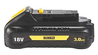 Test complet : Batterie 18 V DEWALT DCB187-XJ