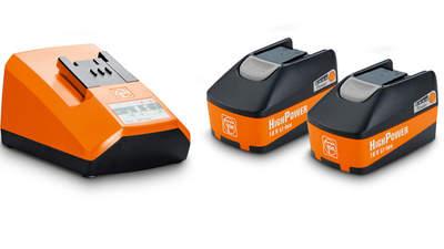 Pack batteries et chargeur 92604307010 Fein