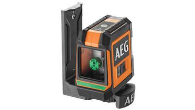 niveau laser vert 2 lignes AEG CLG220-B