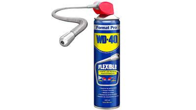 Aérosol multifonctions WD-40 Flexible 600 mL
