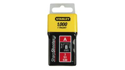 Agrafes 8 mm type A Stanley 1-TRA205T