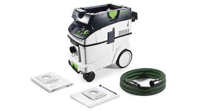 aspirateur CLEANTEC CTM 36 E AC 574983 Festool