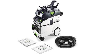 aspirateur CLEANTEC CTM 36 E AC-PLANEX 576853 Festool