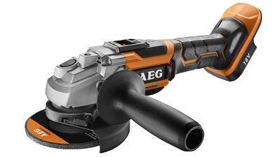 Meuleuse sans fil AEG BEWS 18-125BL-0