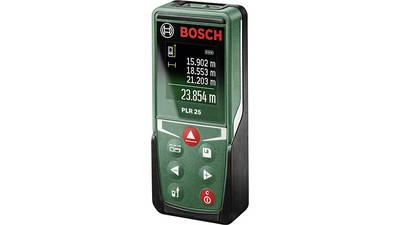 avis et prix Télémètre laser Bosch PLR 25 promotion pas cher