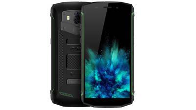 avis et prix Téléphone Blackview BV5800 Pro vert IP68 Smartphones Android prix pas cher