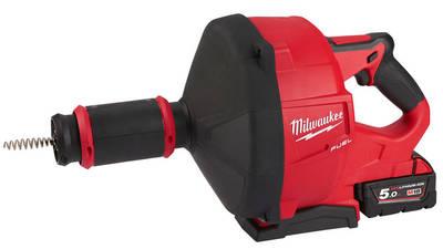 Test et avis déboucheur sans fil M18 FDCPF8-0C Milwaukee