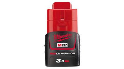 batterie compacte M12 B3 de 3,0 Ah milwaukee