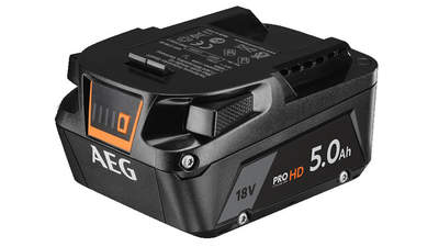 batterie Pro lithium-ion HD 5,0 Ah L1850SHD AEG
