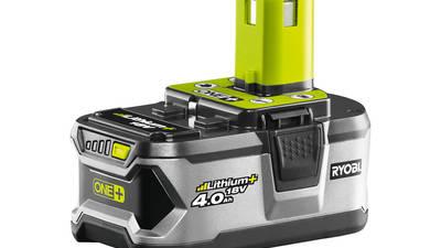 Batterie Ryobi ONE+ RB18L40 4,0 Ah