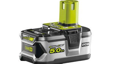 Batterie Ryobi ONE+ RB18L50 5,0 Ah