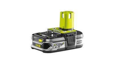Batterie RYOBI RB18L25 18 V - 2,5 Ah