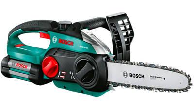 Bosch Tronçonneuse sans fil AKE 30 LI avec batterie et chargeur 0600837100 pas cher