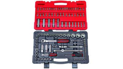KS Tools 922.0751 Coffret de douilles et accessoires ULTIMATE 1/4'', 111 pièces