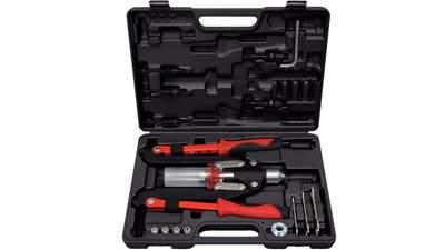 Coffret de pince à rivets et écrous aveugles KS Tools 150.9630