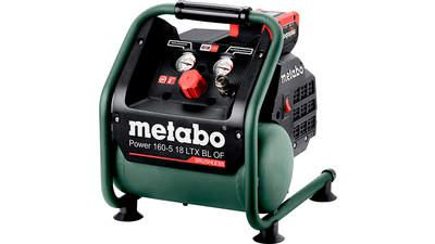 Compresseur sans fil 18 V Power 160-5 18 LTX BL OF Metabo