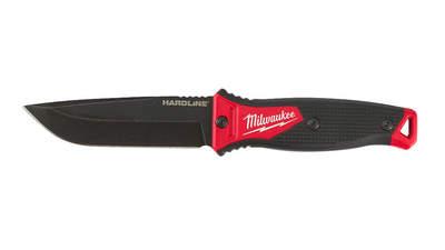 Test complet : Couteau à lame fixe Milwaukee Hardline