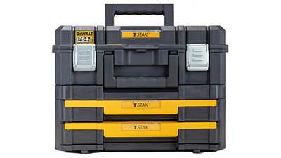 DEWALT Kit TSTAK DWST83395-1 2 pièces