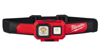 Lampe frontale LED Milwaukee sur pile HL-SF