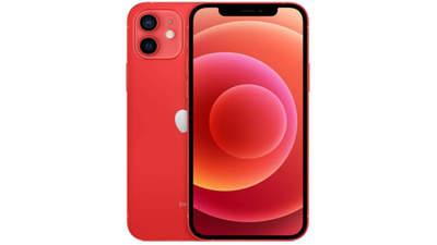 Iphone 12 64 Go rouge Apple