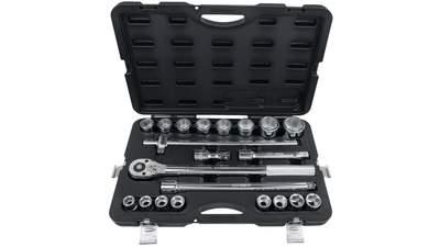 "Jeu dedouilles 3/4 "" CHROMEplus KS Tools 911.0721"