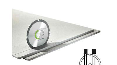 lame de scie circulaire Abrasive Materials 205558 DIA 160x1,8x20 F4 Festool