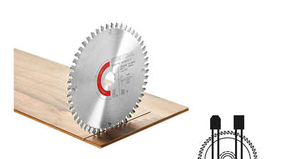 lame de scie circulaire Laminate/HPL 205554 HW 160x1,8x20 TF52 Festool