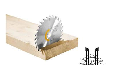 lame de scie circulaire Wood Universal 205551 HW 160x1,8x20 W28 Festool