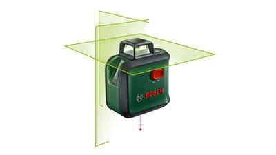 Laser lignes Bosch AdvancedLevel 360